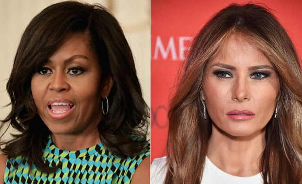 Donald Trump's Wife Accused of Plagiarizing Michelle Obama [VIDEO]