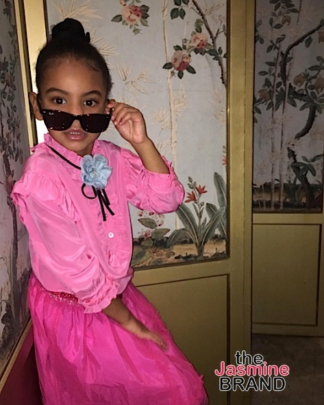Blue Ivy Is Photo Shoot Fresh + Riley Curry Turns 4! [Photos]