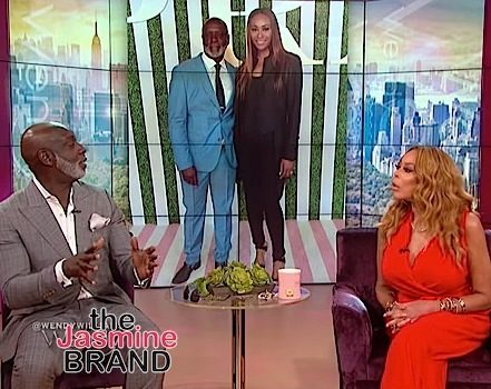 Peter Thomas: I don't want a dime from my divorce to Cynthia [Bailey]. [VIDEO]