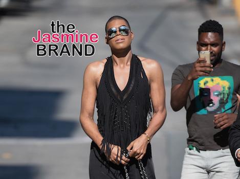 Celebrity Stalking: EJ Johnson, Kelly Rowland, Idris Elba, Ciara, Serena Williams, Loretta Devine, Logan Browning [Photos]