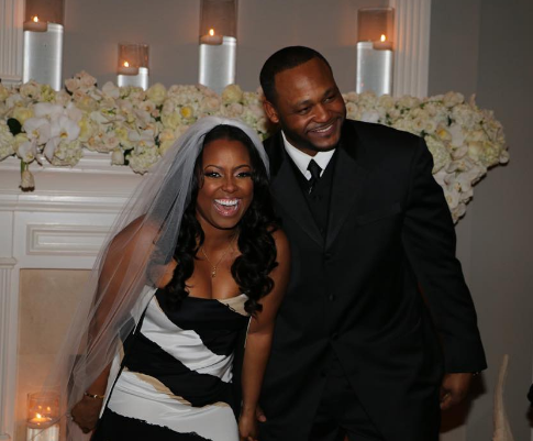 Keshia Knight-Pulliam, Ed Hartwell