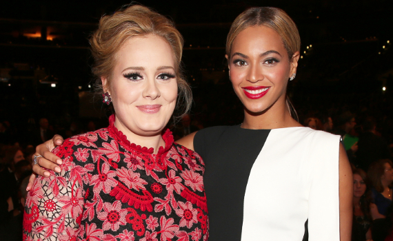 Beyonce & Adele Lead Grammys Nominations + Drake, Rihanna, Chance the Rapper [Full List of Nominees]