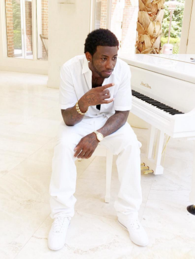 "Gucci Mane Says ""Life in prison was hell"""