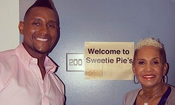 Sweetie Pie's Owner Robbie Montgomery Slaps Son With Lawsuit Over Restaurant