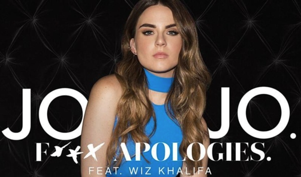 JoJo Feat. Wiz Khalifa 'F*ck Apologies' Video [WATCH]