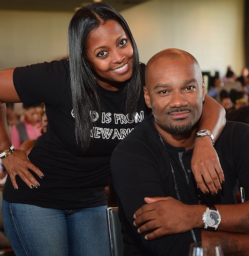 Big Tigger Denies Fathering Keshia Knight-Pulliam's Child, Calls Ed Hartwell Corny