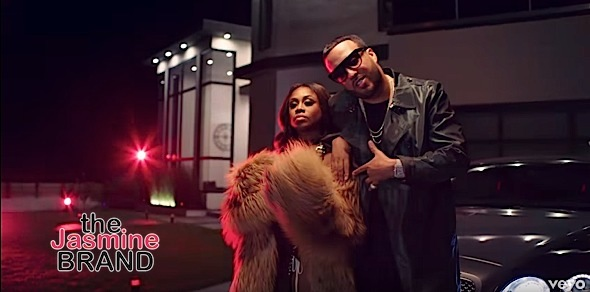 Candice Boyd 'Damn Good Time' Video feat. French Montana [WATCH]