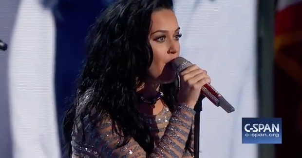 Watch Katy Perry Perform At the Democratic National Convention [VIDEO]