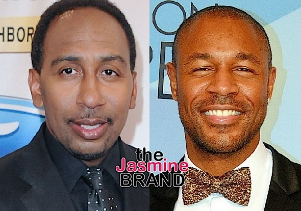 Singer Tank Calls Out Stephen A. Smith Over Kevin Durant: Stop tearing down our heroes!