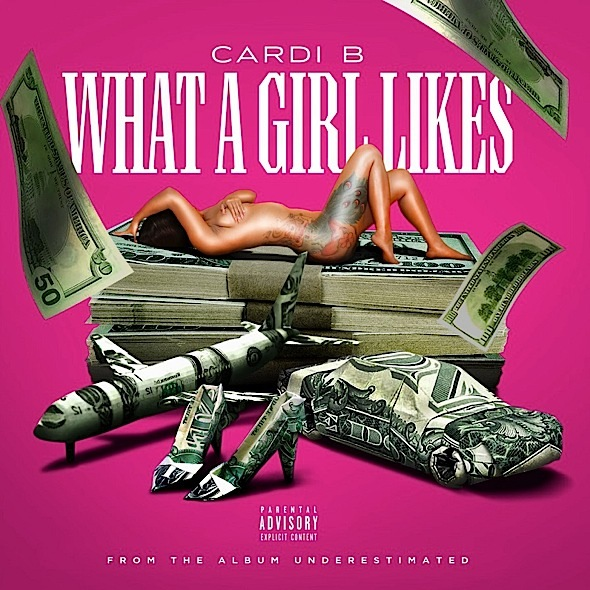 "Reality Star Cardi B Releases ""What A Girl Likes"" [New Music]"