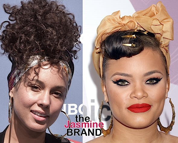 Alicia Keys & Andra Day Perform At the Democratic National Convention [VIDEO]