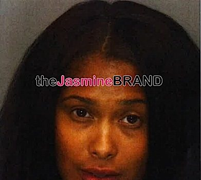 (EXCLUSIVE) Reality Star Althea Heart Mugshot Released