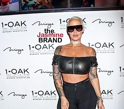 Celebrity Stalking: Amber Rose, Draya Michele, Chanel Iman, 50 Cent, Floyd Mayweather, Laverne Cox,  O.T. Genasis & Tracia J