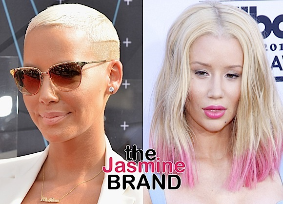 Amber Rose Pens Open Letter to Iggy Azalea: I know what you're going through.