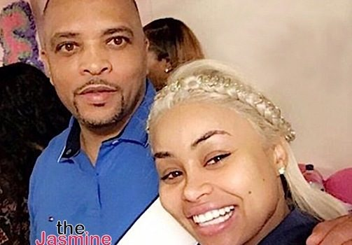 Blac Chyna's Dad Opens Up About Daughter's Engagement to Rob Kardashian