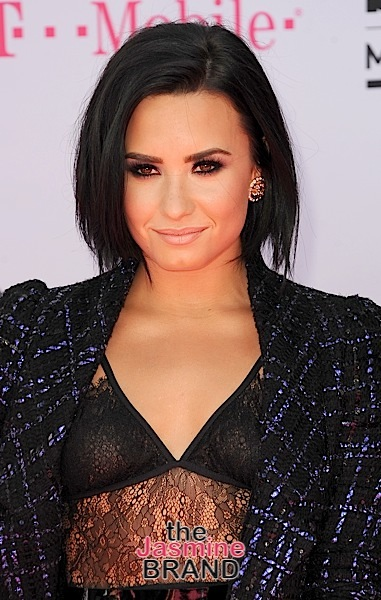 (EXCLUSIVE) Demi Lovato Responds To Lawsuit: I didn't steal your music!