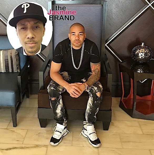 (EXCLUSIVE) The Breakfast Club's DJ Envy Demands $10 Mill Lawsuit By Rival DJ Be Thrown Out