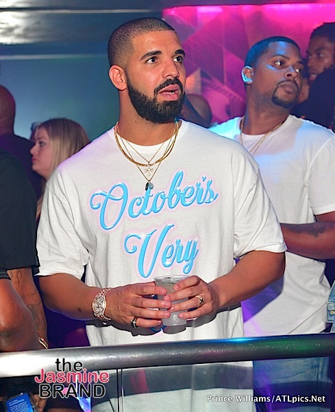 Drake, Gucci Mane, 2 Chainz, Keyshia Ka'oir, Young Dolph, Migos Party in Atlanta [Photos]