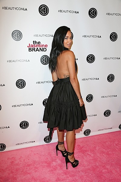 07/09/2016 - Draya Michele - 5th Annual BeautyCon Los Angeles Festival - Arrivals - Los Angeles Convention Center - Los Angeles, CA, USA - Keywords: Vertical, California, Attending, Photography, Photograph, Portrait, Arts Culture and Entertainment, Annual Event, 17, culture, trending news, fashion + beauty, Celebrity, Celebrities, Person, People, 2016 BeautyCon LA!, BeautyconLA Orientation: Portrait Face Count: 1 - False - Photo Credit: PRPhotos.com - Contact (1-866-551-7827) - Portrait Face Count: 1