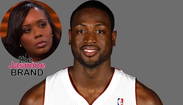 Dwyane Wade's Ex Wife Wants Some of His Chicago Bulls Money