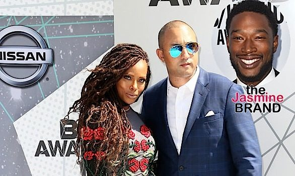 Kevin McCall Asks Eva Marcille & Her Fiance: Can I Be Our Kid's Stepdad?