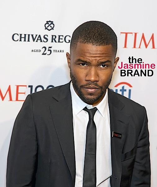 Frank Ocean Says Obama Should Have Walked Out Of Trump's Inauguration