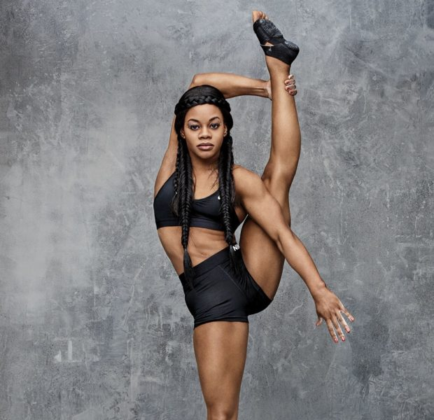 "Gabby Douglas: ""I don't have to apologize to anyone about my body. My body is beautiful."""