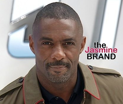 Idris Elba Unplugs From Social Media & News Alerts Because 'It Makes Me Feel Depressed'