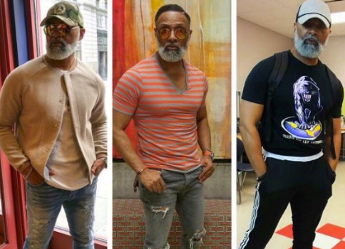 Irvin Randle AKA #MrStealYourGrandma Says He's Not Gay: Jealous young men are spreading rumors.