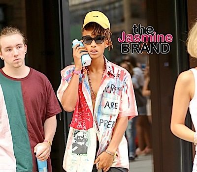 Jaden Smith Kicked Out Hotel