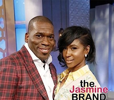 Singer Tweet Dating 'The Preachers' Pastor Jamal Bryant [VIDEO]