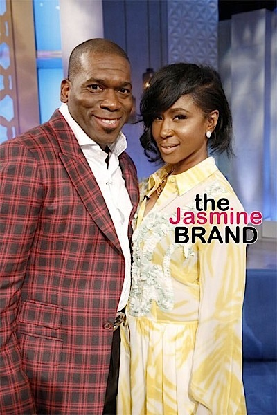 (EXCLUSIVE) The Preachers Co Host Jamal Bryant Settles Child Support & Custody Battle With Baby Mama