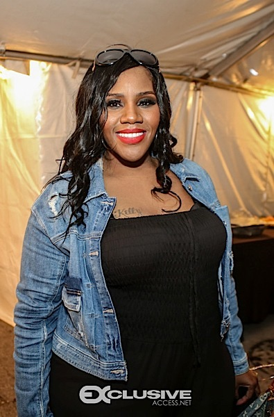 Estelle, Kelly Price, Jeremih, Eric Benet Perform at Overtown Festival [Photos]