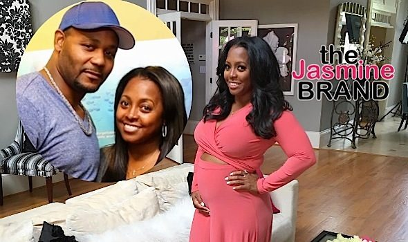 Keshia Knight-Pulliam Says Ex Ed Hartwell Is Abusive, Fears For Her Life & Unborn Child's Safety