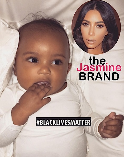 kim kardashian black lives matter the jasmine brand