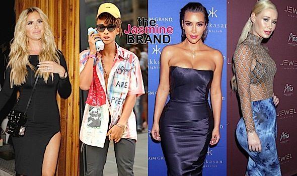 Celebrity Stalking: Kim Kardashian, Iggy Azalea, Jaden Smith, Kim Zolciak [Photos]