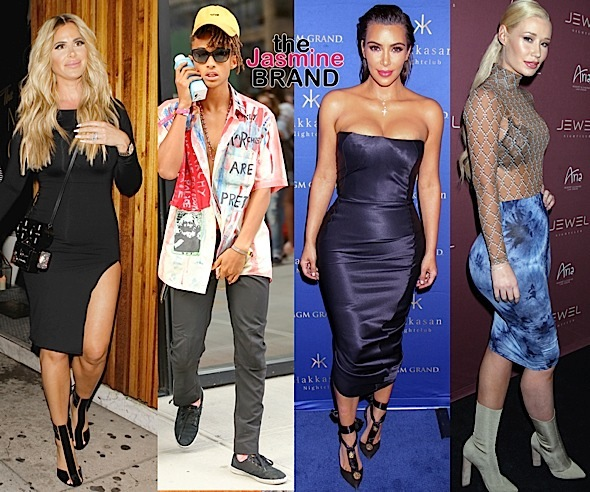 Celebrity Stalking: Kim Kardashian, Iggy Azalea, Jaden Smith, Kim Zolciak [Photos]