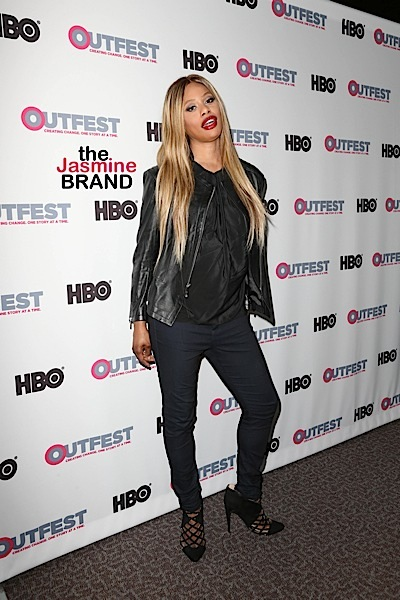 """2016 Outfest Los Angeles LGBT Film Festival - """"The Trans List"""" Screening - Arrivals"""
