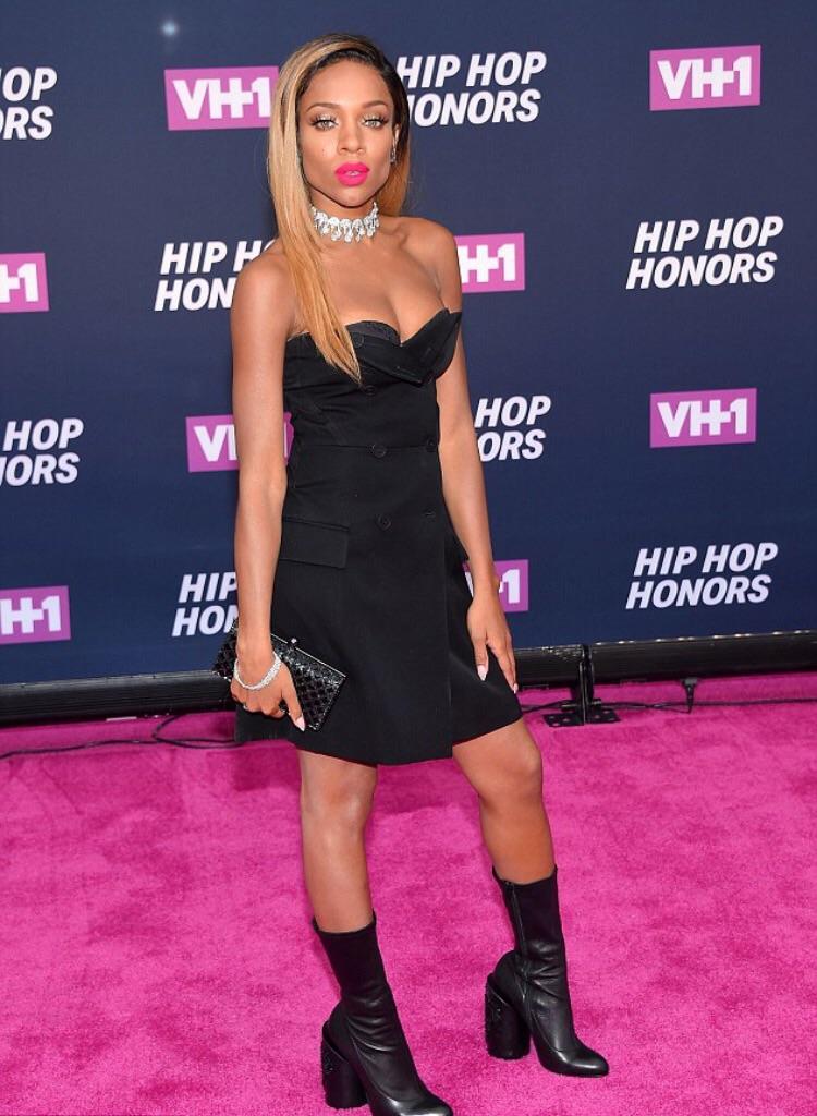 "Lil Mama Addresses Nicki Minaj Beef Rumors: ""I can't teach older women how to be women."""