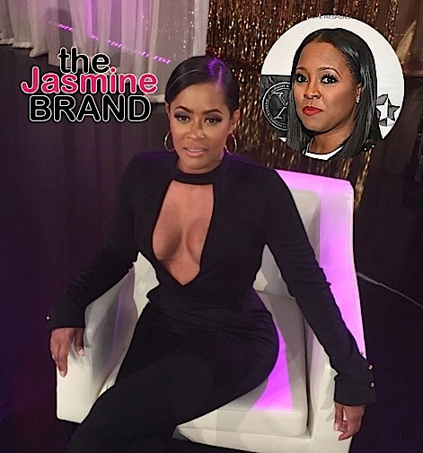 Lisa Wu Calls Out Keshia Knight-Pulliam: You've been trying to get on reality TV for years!