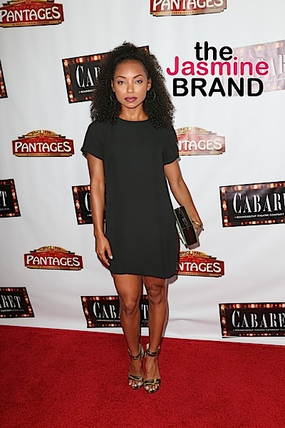 """""""Cabaret"""" Opening at Hollywood Pantages - Arrivals"""