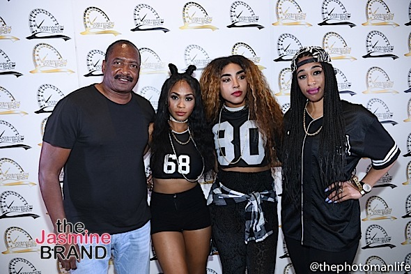 Mathew Knowles & his group Blushhh Music