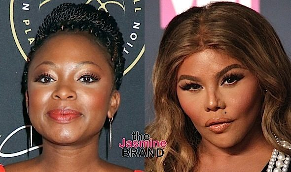 Naturi Naughton: I don't know why Lil Kim hates me. [VIDEO]