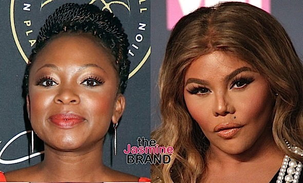 Naturi Naughton Hints Lil Kim's Beef Is Over Skin Color [VIDEO]