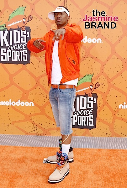 07/14/2016 - Nick Cannon - Nickelodeon Kids' Choice Sports Awards 2016 - Arrivals - UCLA's Pauley Pavilion - Westwood, CA, USA - Keywords: Orientation: Portrait Face Count: 1 - False - Photo Credit: David Gabber / PRPhotos.com - Contact (1-866-551-7827) - Portrait Face Count: 1