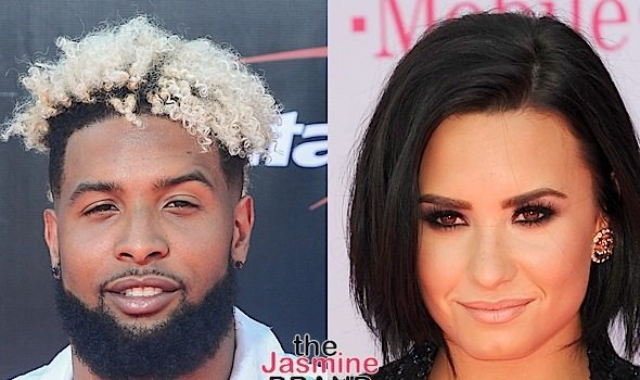 Odell Beckham Jr. Dating Demi Lovato?
