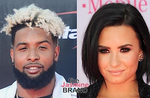 Odell Beckham Jr. Dating Demi Lovato?