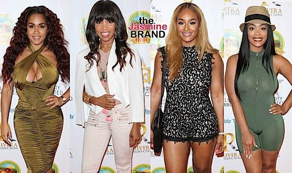 Elise Neal, Rosa Acosta, Brandi Maxiell, Mehgan James Hit ESPY Gifting Suite [Photos]