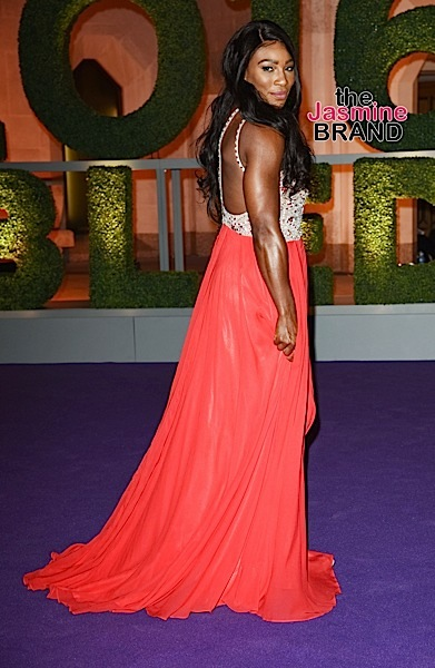 Serena Williams Stuns At Wimbledon Winners Ball [Photos]