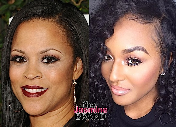 Shaunie O'Neal Didn't Want Brandi Maxiell Back On Basketball Wives: VH1 had to step in. [VIDEO]
